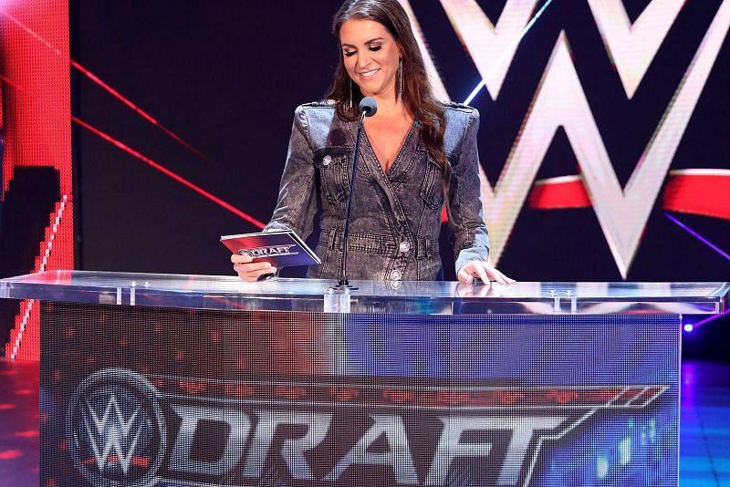 WWE ड्राफ्ट 2020