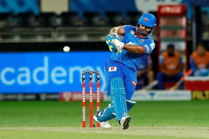Rishabh Pant has not fired yet for the Delhi Capitals in IPL 2020 [P/C: iplt20.com]