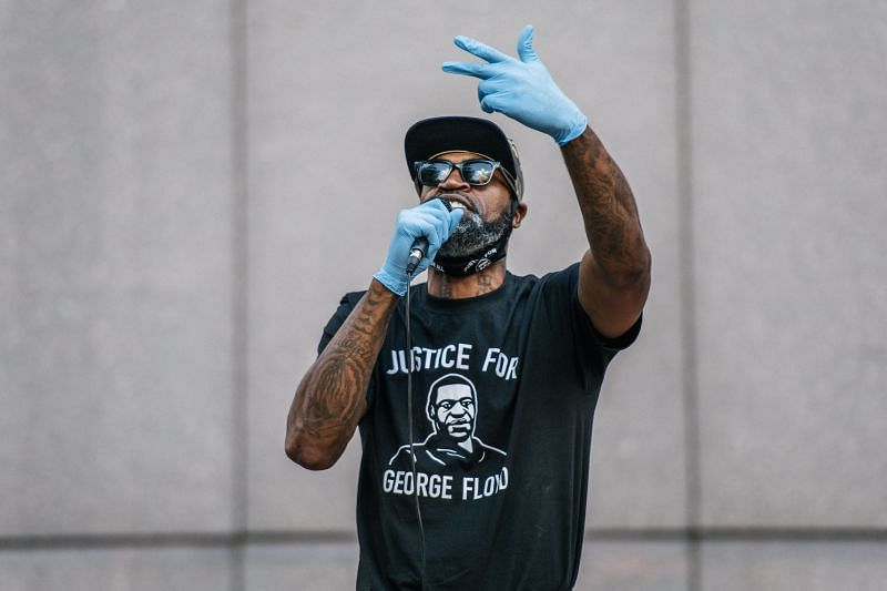 Protests Continue Across The Country In Reaction To Death Of George Floyd
