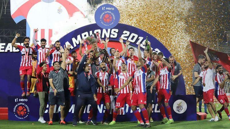 The 2019-20 ISL champions
