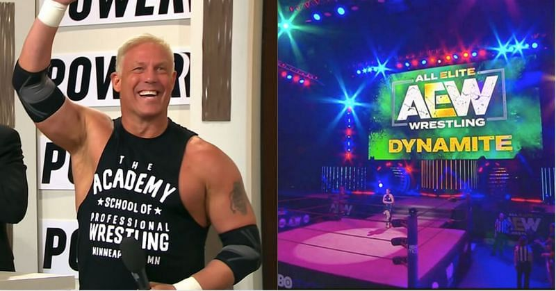 Ken Anderson is open to joining AEW.