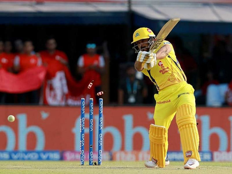 Kedar Jadhav once again disappointed with the bat.