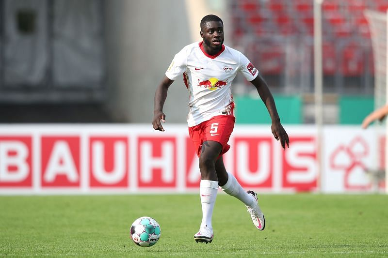 Dayot Upamecano could give Manchester United a first-hand glimpse of his talent on Wednesday evening.