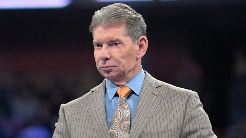 Vince McMahon makes the big calls in WWE