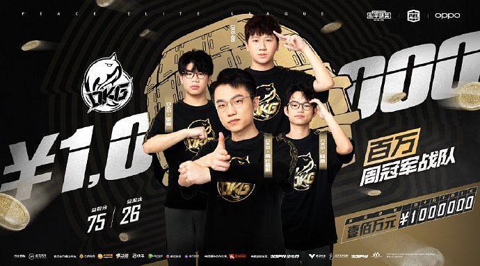 DKG ( PEL S3 week 4 champions )