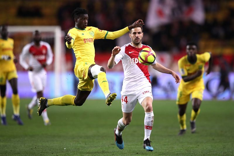 AS Monaco will play Brest on Sunday