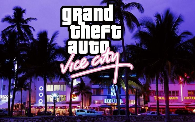 GTA Vice City download guide for PC/Laptop (Image Credits: wallpaperaccess.com)