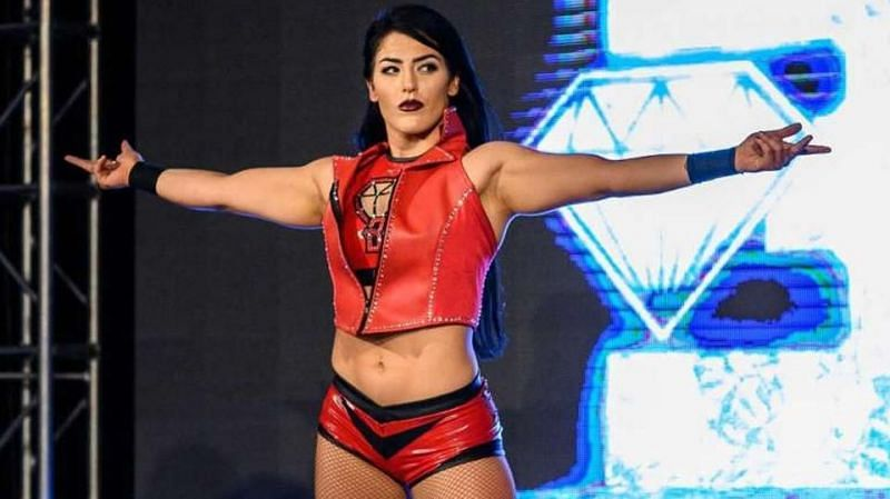 Tessa Blanchard is one of the hottest free agents in pro wrestling right