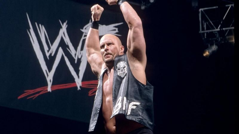 Stone Cold has won inside the cell on one occasion.