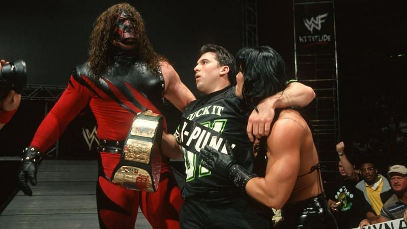 Shane McMahon was a one-time European champion in WWE