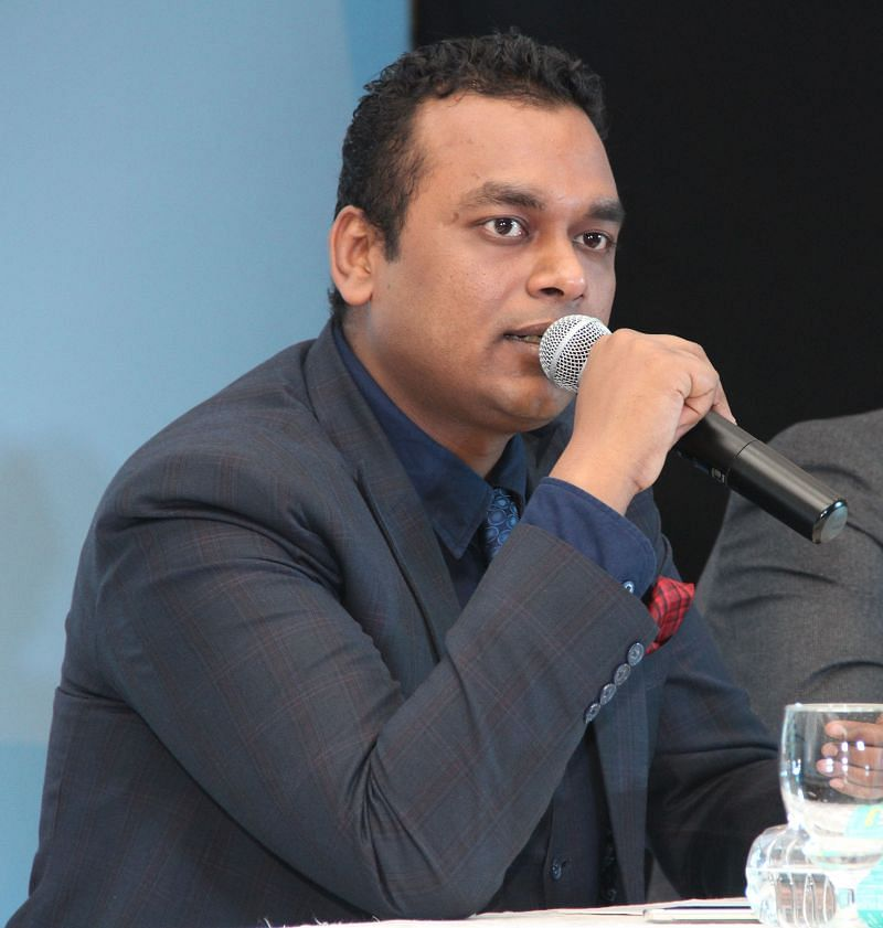 ITW Consulting MD Bhairav Shanth