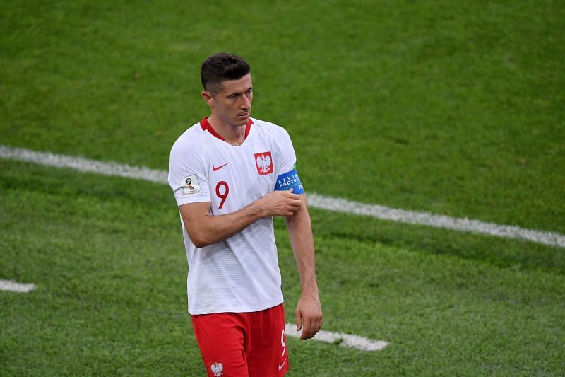 Poland will face Bosnia and Herzegovina on Wednesday