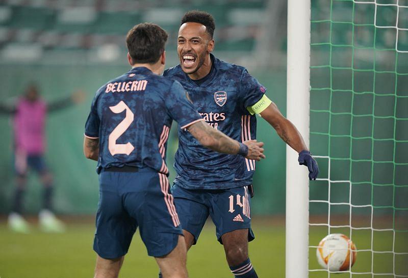 Rapid Wien vs Arsenal FC: Group B - UEFA Europa League