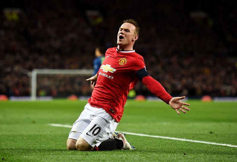 Wayne Rooney became Manchester United