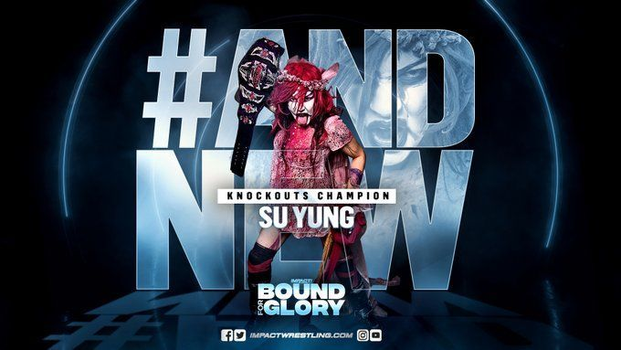 Su Yung shocked the world at Bound For Glory, returning and reclaiming the Knockouts