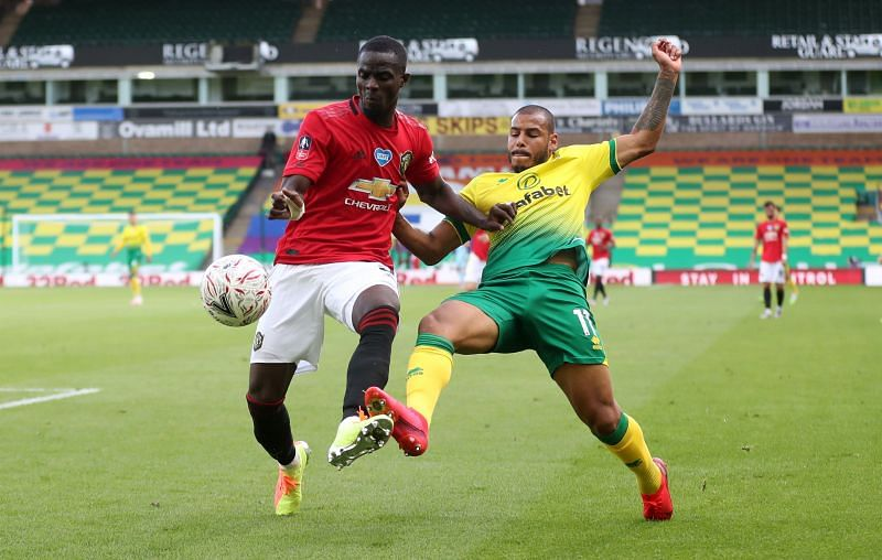 Bailly endured another injury setback