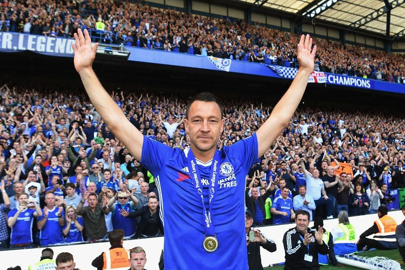 Chelsea legend John Terry was no stranger to controversy during his Premier League career.
