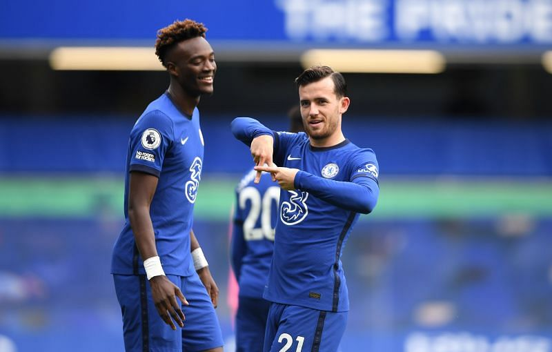 Ben Chilwell grabbed an assist and scored a goal in his Premier League debut for Chelsea against Crystal Palace