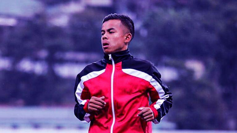 Phrangki Buam has signed a three-year contract with FC Goa.