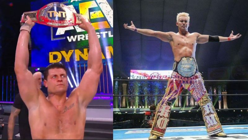 Cody Rhodes recently won back his AEW TNT Championship after defeating Brodie Lee at AEW Dynamite
