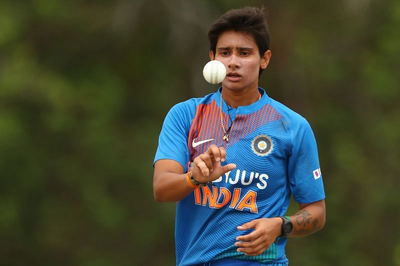 Australia A v India A - 3rd Women