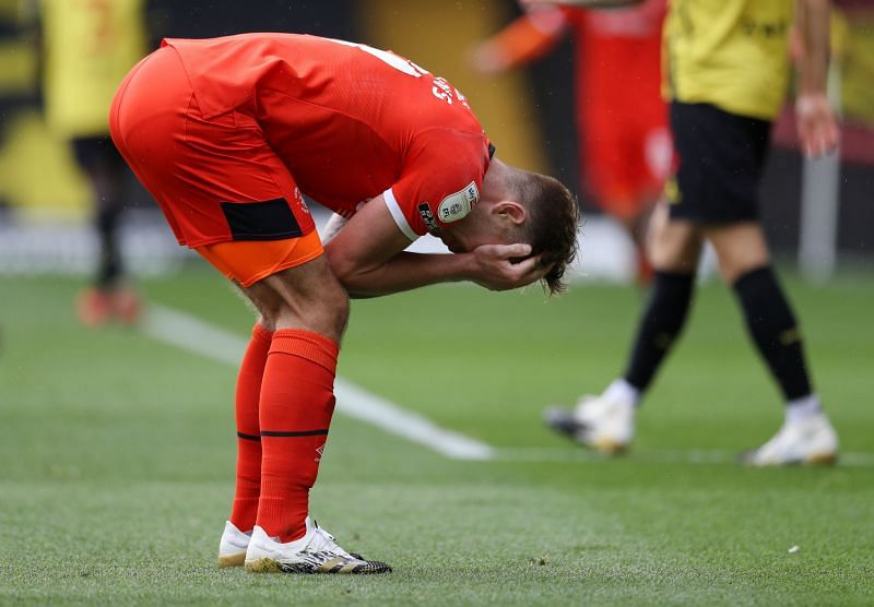 Luton suffered their first Championship loss of the season last weekend