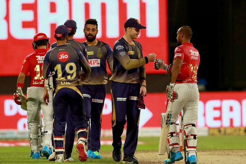 KXIP convincingly beat KKR tonight after going down against them by 2 runs earlier in the season (Credits: IPLT20.com)