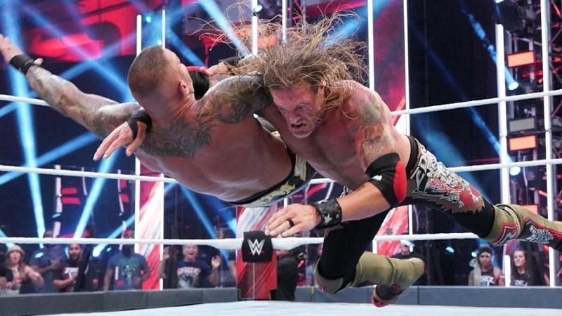Edge and Randy Orton could certainly tear it up again