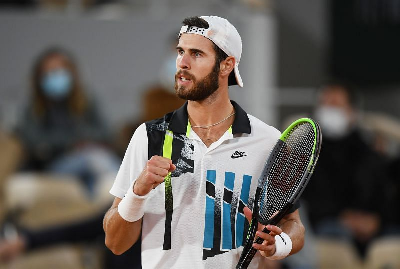 Karen Khachanov hasn