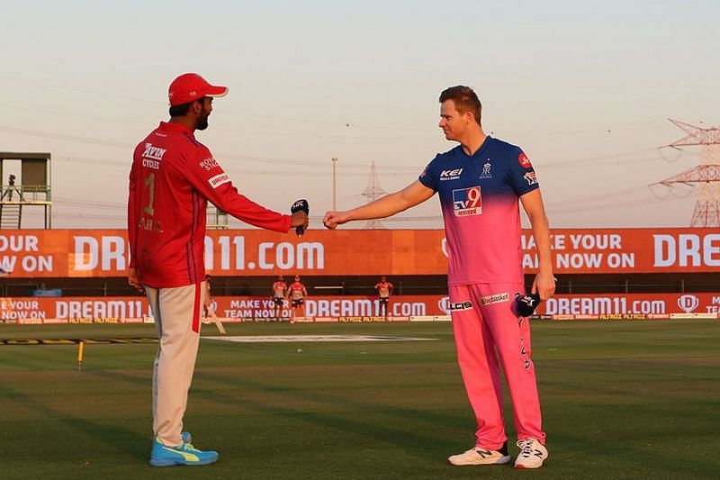 Two high-octane batting sides collided, with RR emerging a comfortable winner. [PC: iplt20.com]