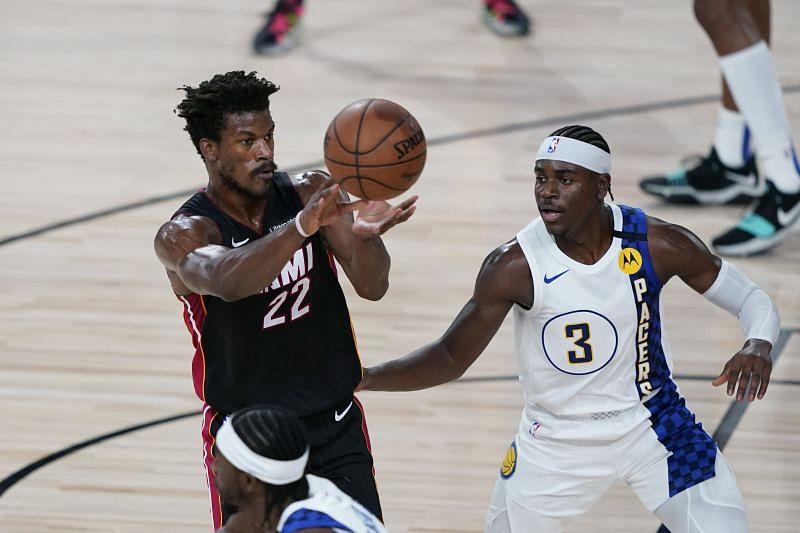 Indiana Pacers vs Miami Heat - Game Three