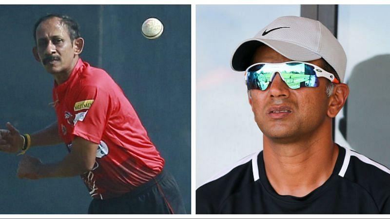 राहुल द्रविड़ के नेतृत्व में सुरेश कुमार साल 1992 में खेले थे