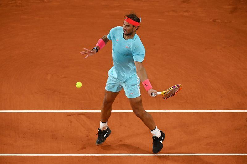 Rafael Nadal has a 9-1 record against Diego Schwartzman