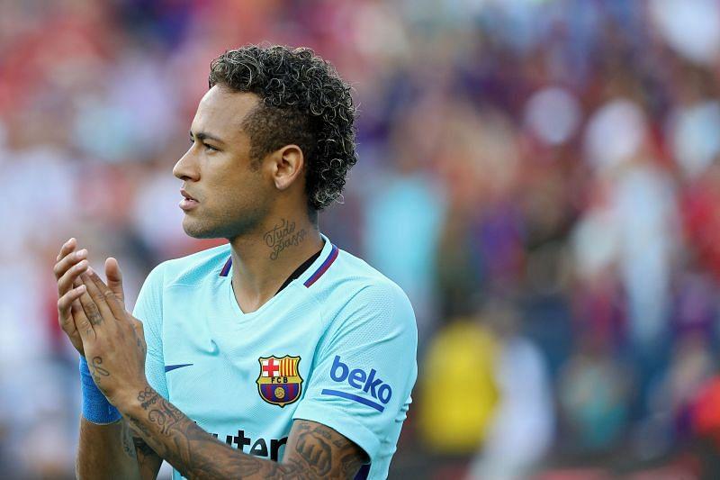 Neymar #11 formerly of Barcelona