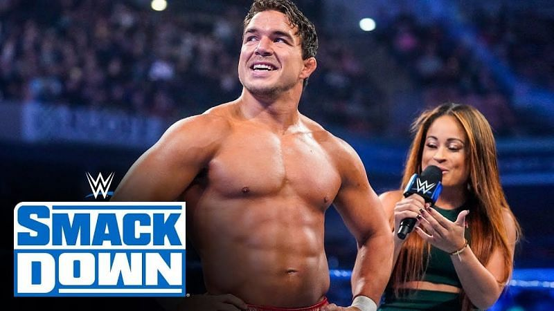 Chad Gable rejects Shorty G nickname and persona on SmackDown