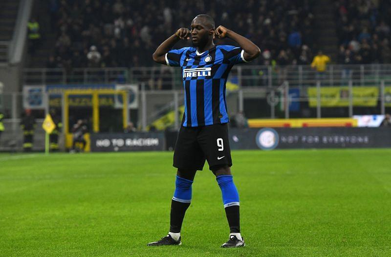 Lukaku has been in fine form for Inter Milan
