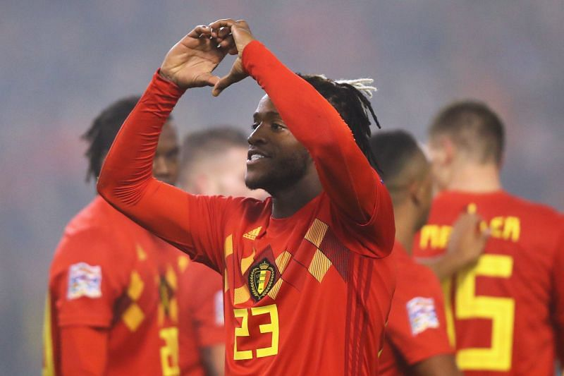 Belgium played out 1-1 draw with Ivory Coast