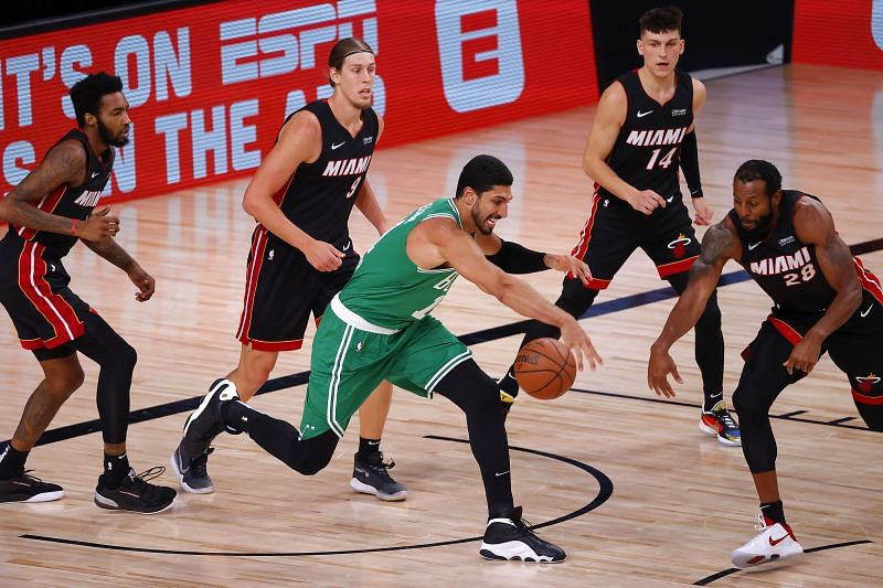 Boston Celtics v Miami Heat - Game Three