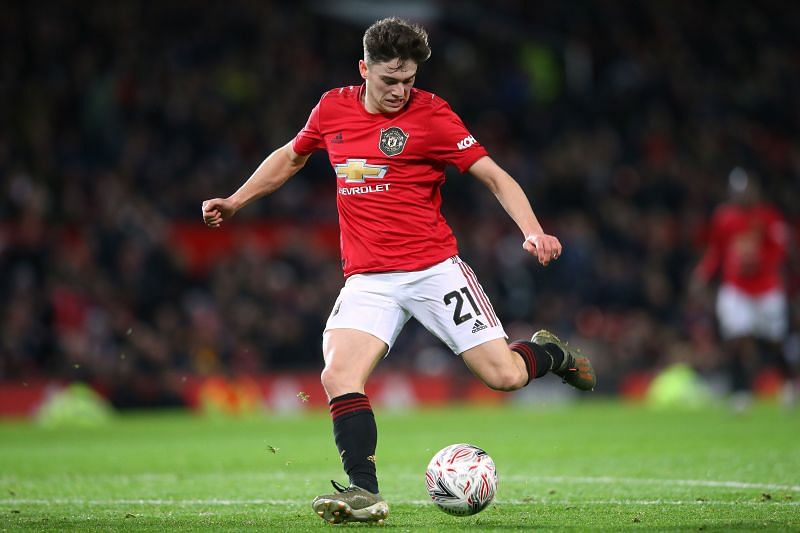 Could Daniel James be on his way out of Old Trafford?