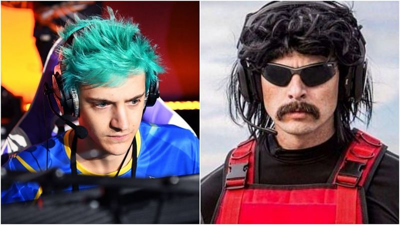 Ninja believes that there is more to the Dr Disrespect Twitch ban than what meets the eye