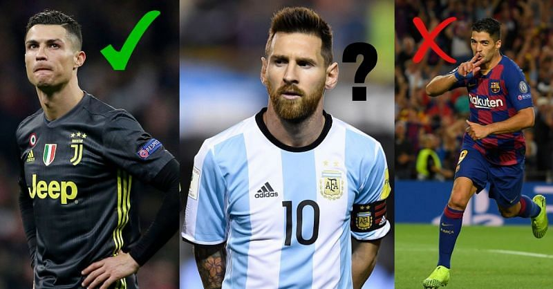 Lionel Messi has suffered a lot of heartbreak in Argentina colors