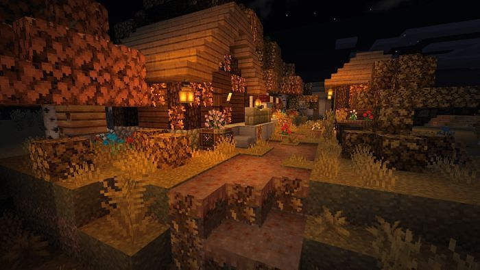 Autumn Pack (Image credits: MCPE DL)