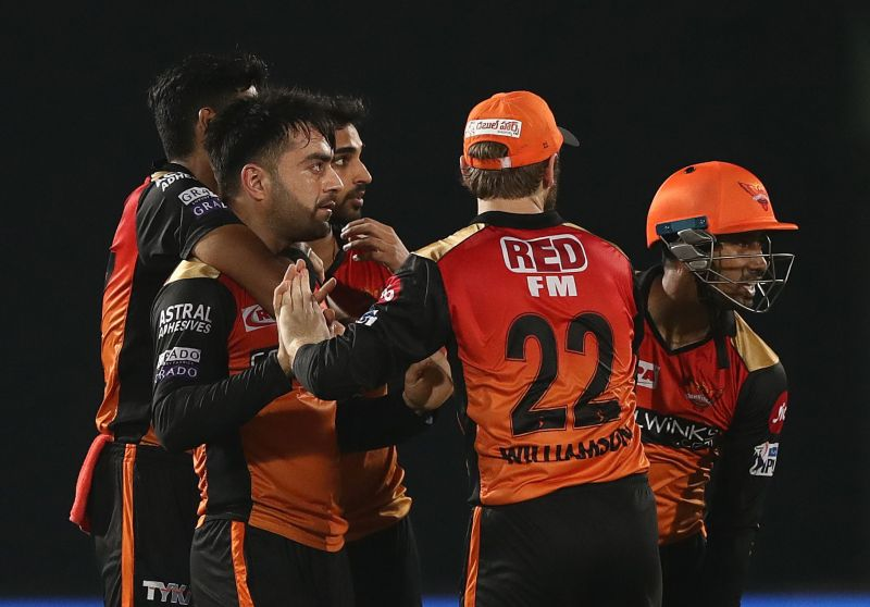 The Sunrisers Hyderabad have won three of their first nine games in IPL 2020
