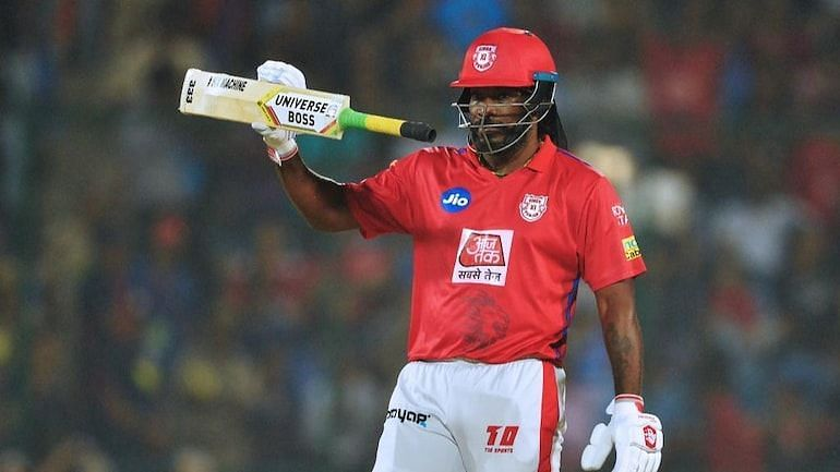 Gayle is still due a big score in IPL 2020