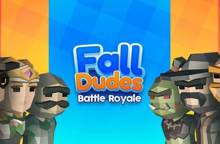 Fall Dudes (Early Access) (Image Credits: MobiGaming.com)