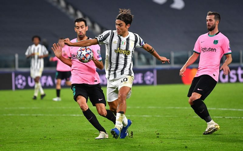 Real Madrid are said to be keen on Paulo Dybala