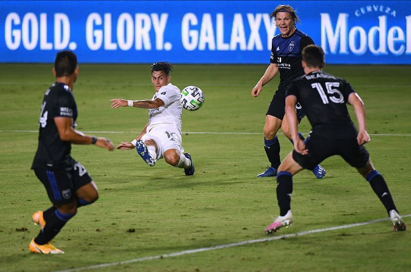 The San Jose Earthquakes take on Los Angeles Galaxy this weekend