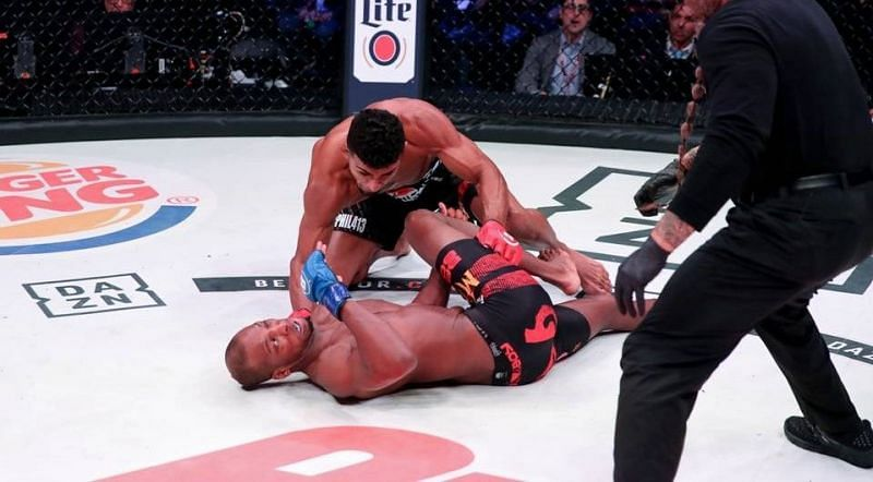 Michael Page believes he can beat Douglas Lima in a rematch