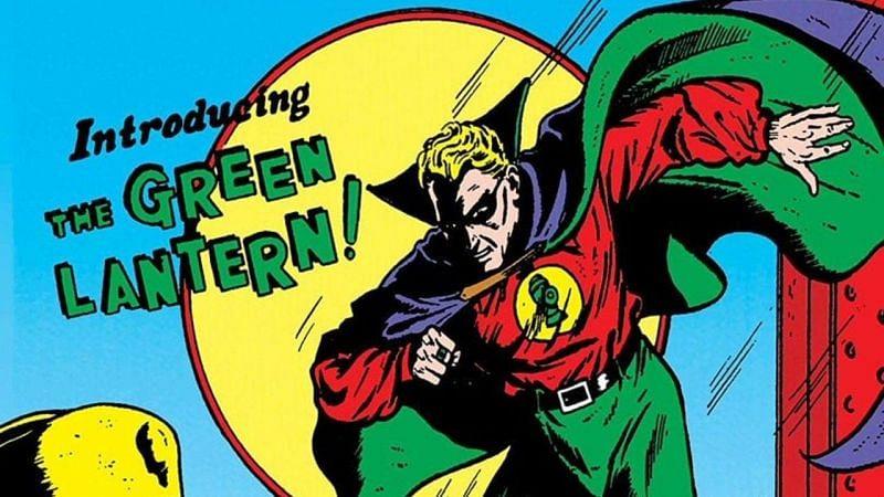The original Green Lantern, Alan Scott (Image Credits: Gayming Magazine)