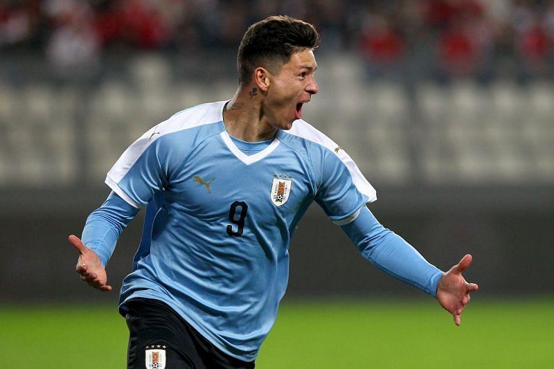 Uruguayan forward Darwin Nunez scored a hat-trick in his last Europa League appearance